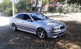 BMW E39 kusursuz cift vanus 1999 model