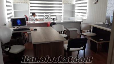 Antalya Satılık Yeni Büro Malzemeleri Lara