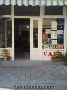 ERDEKTE ACİL SATILIK İNTERNET CAFE