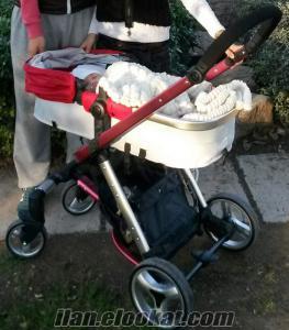 antalyada sahibinden bebek arabasi satılık