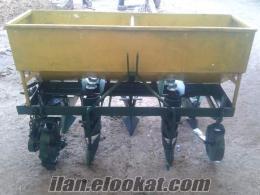 patates ekim makinası