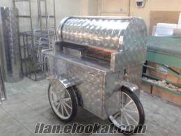 köfte ızzgaralı kokoreç arabası