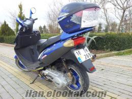 satılık scooter 150cc motorsiklet