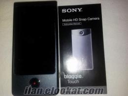 Sony MHS-TS20K Bloggie Touch Mobil Full HD Hızlı Kamera.SONY HD KAMERA.