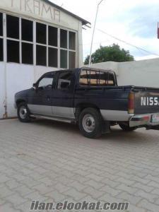 Kadirlide sahibinden satlık tertemiz nissan pick-up