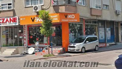 Zeytinburnunda devren 12 yıllık elektrikci dükkanı limited şirketli