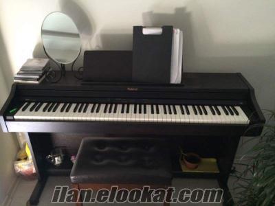 ızmirde satılık harika yeni piyano