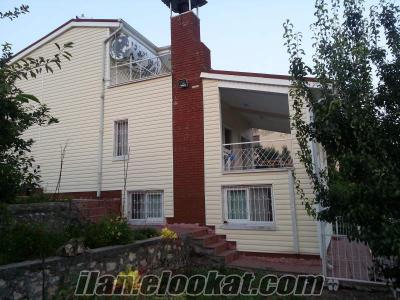 Sahibinden satılık dubleks 3 katlı villa