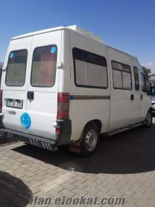 bingöl gençte sahibinden satılık minibüs
