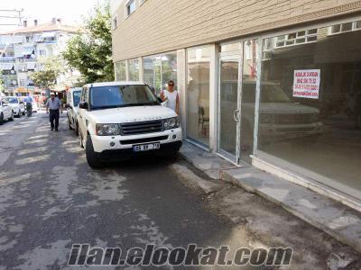 Cinarcik Dört yol belediye hastane yolu üzeri sifir binada kiralik dükkan