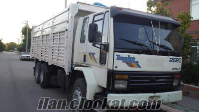 Damperli saç kasa ford cargo 2517