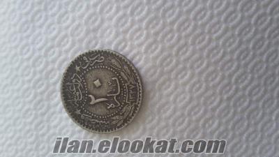 Osmanli madeni para