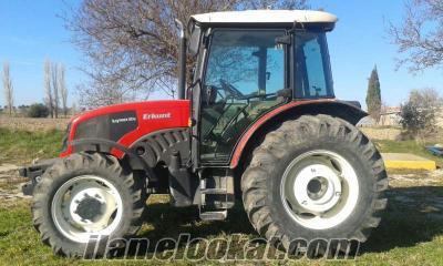 erkunt kıymet 90e 4x4 traktör ve malzemeleri