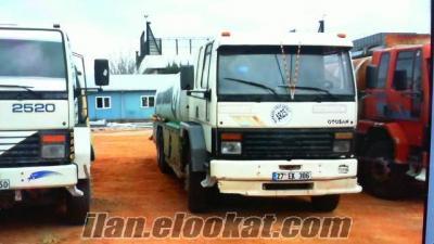 kiralık arazoz su tankeri