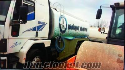 arazoz su tankeri