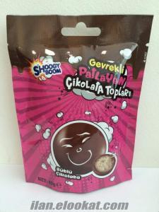 Patlayan Çikolata GEVREKLİ - Shoogy Boom HLEKS