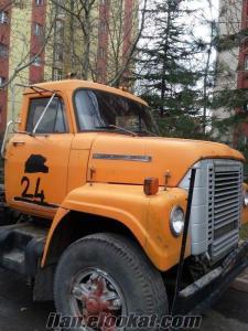 satılık international fleetstar 2070a kamyon