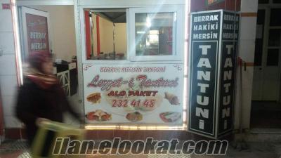 manisada devren kiralık dükkan