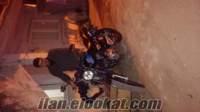 Sakaryada sahibinden motorsiklet