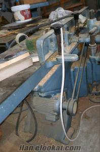 2. El marangoz atölye makineleri