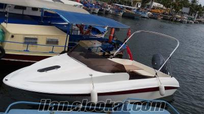 sürat teknesi sahibinden satılık 100hp YAMAHA