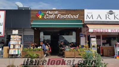 DEVREN SATILIK CAFE FASTFOOD