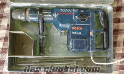 Temiz Bosch marka 11 kg Kırıcı-Delici Hilti
