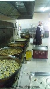 Aşçıyım düğün dernek her türlü organizasyonlarda yemek yapılır