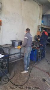 Gazaltı kaynak işleri