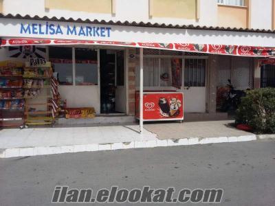 İzmir Evka5 Satılık Market