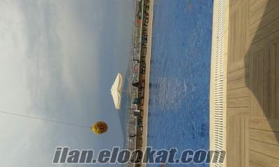 istanbul tuzlada havuzlu lusk sitede eşyası kiralık daire