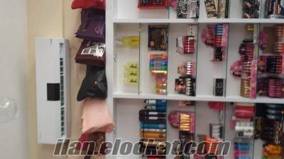 Devren satılık kozmetik magazasi