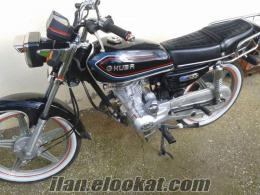 Muğla/Fethiyede sahibinden satılık kuba motosiklet