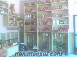 devren satılık dükkan(ısparta gül ürünleri -kozmetik- bujuteri)