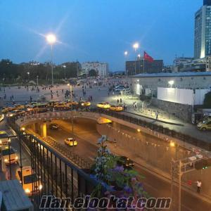 Taksim Meydanı Günlük Kiralık Daireler