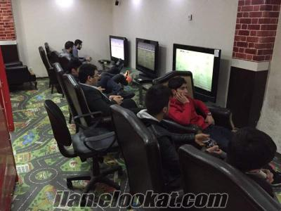 DEVREN SATILIK İNTERNET CAFE PS3 SALONU