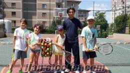 Özel Tenis Dersi İstanbul Çekmeköy