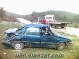 bartında sahibinden satılık hasarlı araba