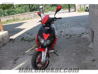 Satılık trafikten düşürülmüş Mondial 150 RF scooter
