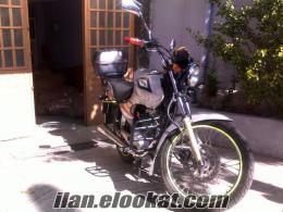 stanbul güngörende satılık honda cg motor