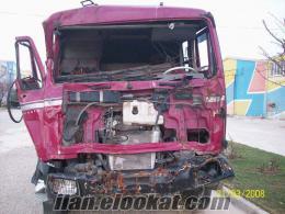 kazalı pert hasarlı kamyon alımı