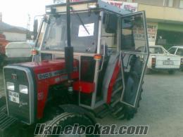 2006 model 79 saatte orjinal kabinli sıfırdan farksız 240 s traktor