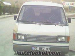 satılık mazda minibüs