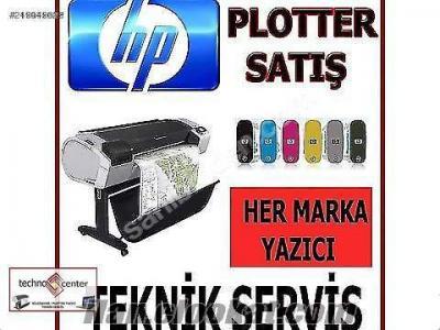 HP T770 Plotter Sıkıntısız