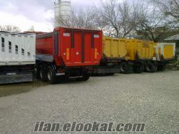 kiralık havuz damperli kırkayak kamyonlar