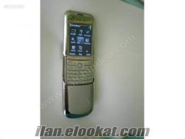 NOKİA 8820 ERDOS 8 GB TEK HAT GÜMÜŞ ŞOK FİYAT SADECE 159 TL