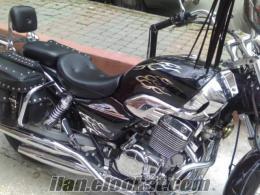 bodrumda satılık motorsiklet