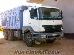 Şanlıurfada satılık kamyon