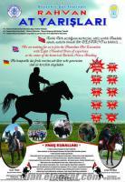 Uluslararası Beyşehir Göl Festivali Rahvan At Yarışları