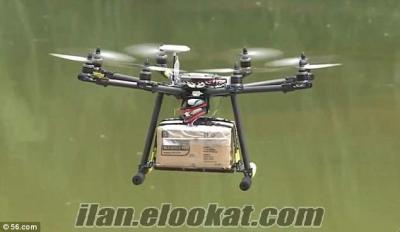 Drone helikopter kullanabilecek 2000 ek maaşla eleman